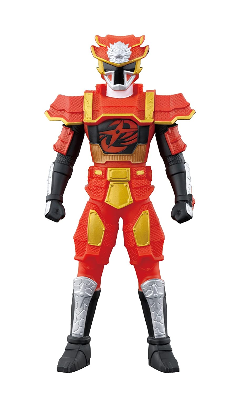 Amazon.com: Shuriken Sentai Ninnin Jar Sentai Hero Series ...
