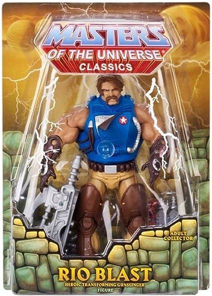~  RIO BLAST  ~ Masters of the Universe Classics MOTU MOTUC