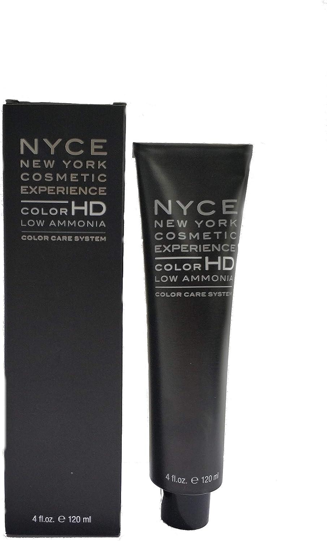 NYCE Color HD Low Ammonia Tinte 9.0-120ml: Amazon.es: Belleza