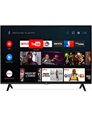 TCL  Pantalla 40¨ FHD Smart Android TV, Google Chromecast, Google Assistant 2019 40A325