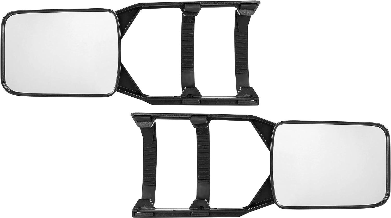 Las 11010 Caravan Spiegel Set Links Und Rechts Black Auto