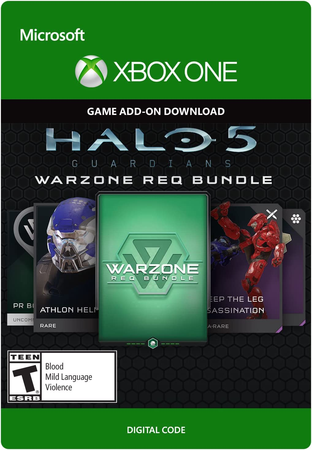 Amazon com: Halo 5: Guardians: Xbox One: Microsoft