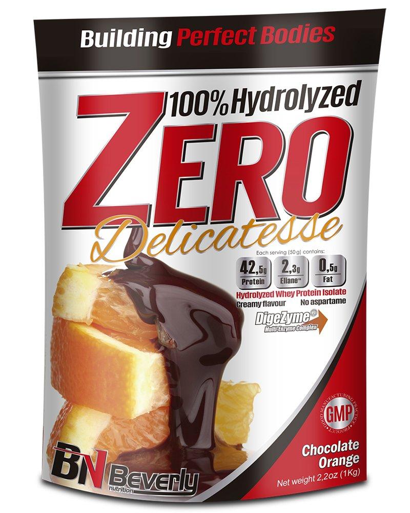 Beverly Nutrition Delicatesse Hydrolyzed Zero Proteína Hidrolizada Sabor Chocolate y Cookies - 1000 gr: Amazon.es: Salud y cuidado personal