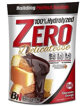 Beverly Nutrition Delicatesse Hydrolyzed Zero Proteína Hidrolizada Sabor Chocolate Naranja - 1000 gr: Amazon.es: Salud y cuidado personal