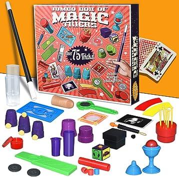 Amazon.com: Tesoky Magic Tricks - Juego de mágicos para ...