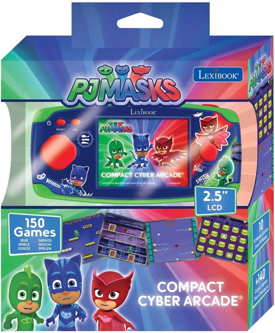 PJ Masks jl2365pjm – Compact Cyber Arcade