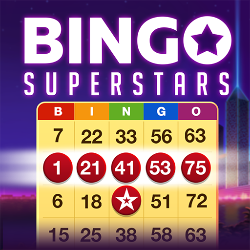 Bingo Superstars (Playing Bingo)