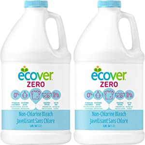 Ecover Non-Chlorine Bleach 64 oz pack of 2