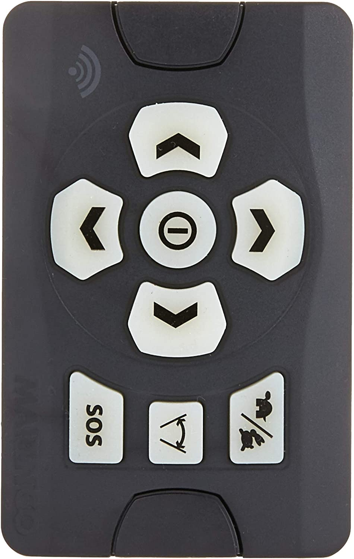 Marinco SPL-12B Black Precision Wireless Remote Control Spotlight: Automotive