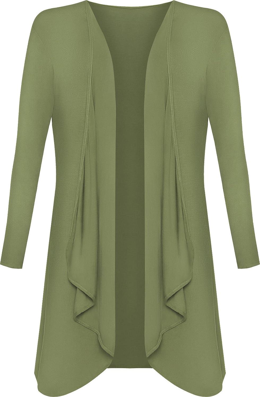 Avenue Plus SizeWomen/'s Green Long Sleeve TopNew!