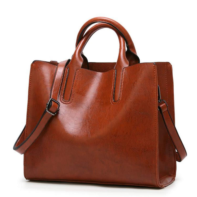 cf2ff3c6ac Amazon.com  Casual Female Bags Trunk Tote Spanish Brand Shoulder Bag Ladies  Large
