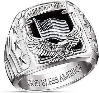 Bradford Exchange American Pride God Bless America Men S
