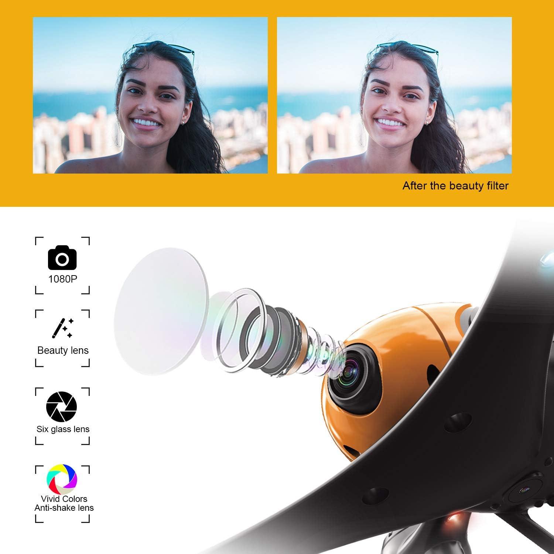 features review of ScharkSparak drone ss41 beetle
