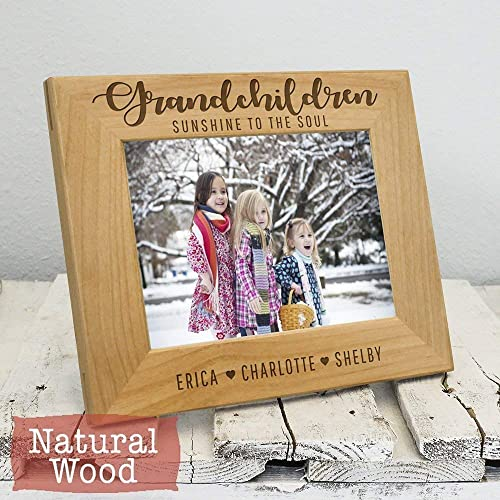 Amazon.com: Christmas Gift for Grandparents - Picture Frame from ...