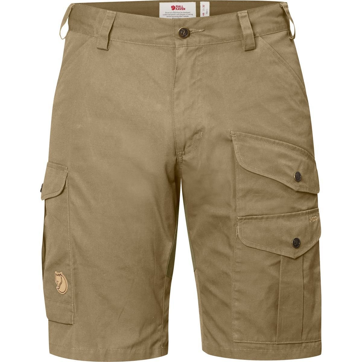 Fjallraven Barents Pro Short - Men's Sand / Taupe 50