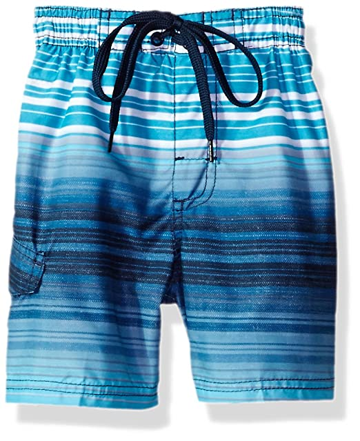 f0a0eab2ae Kanu Surf Boys Haywire Stripe Quick Dry Beach Board Shorts Swim Trunk Swim  Trunks: Amazon.ca: Clothing & Accessories