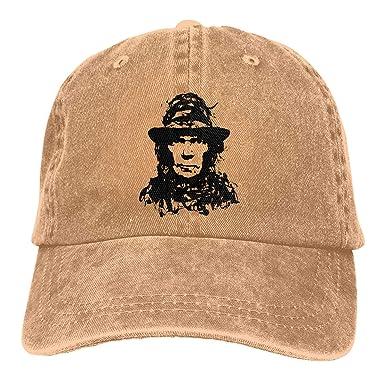 Novelcustom Sombrero de Jeans Neil Young Logo Gorra de béisbol ...
