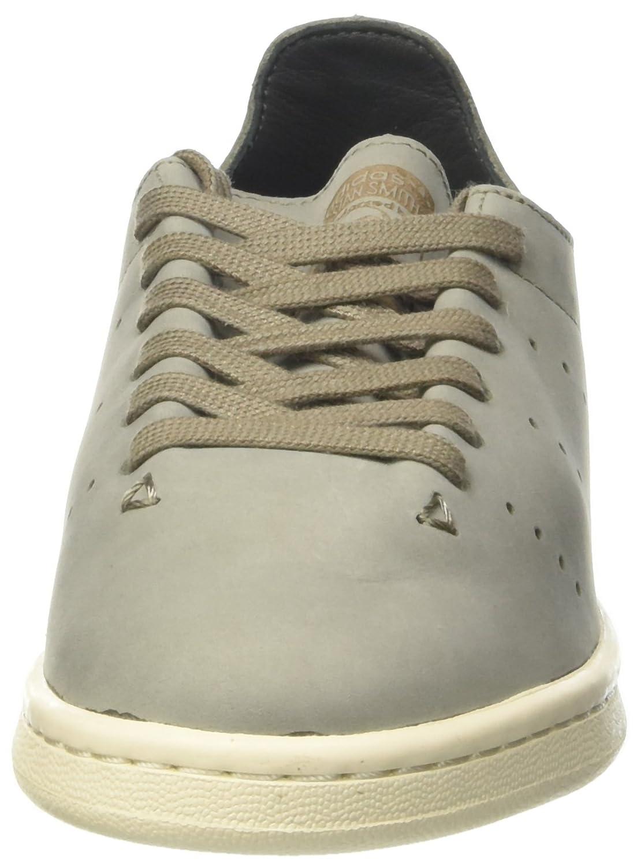 Adidas Stan Smith, Zapatilla de Deporte Bajo el Cuello Para Hombre, Verde (Trace Cargo/Trace Cargo/Off White), 41 1/3 EU amazon-shoes el-beige Cordones