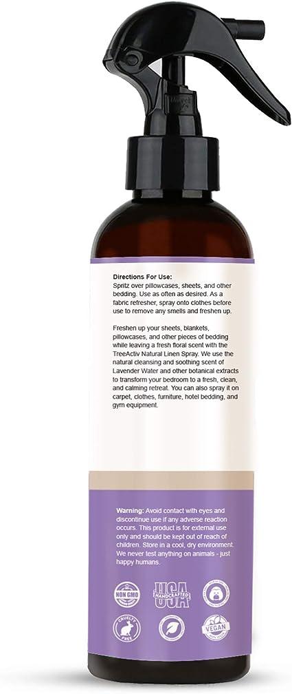 Treeactiv Lino natural spray mata las bacterias que causan el acné ...