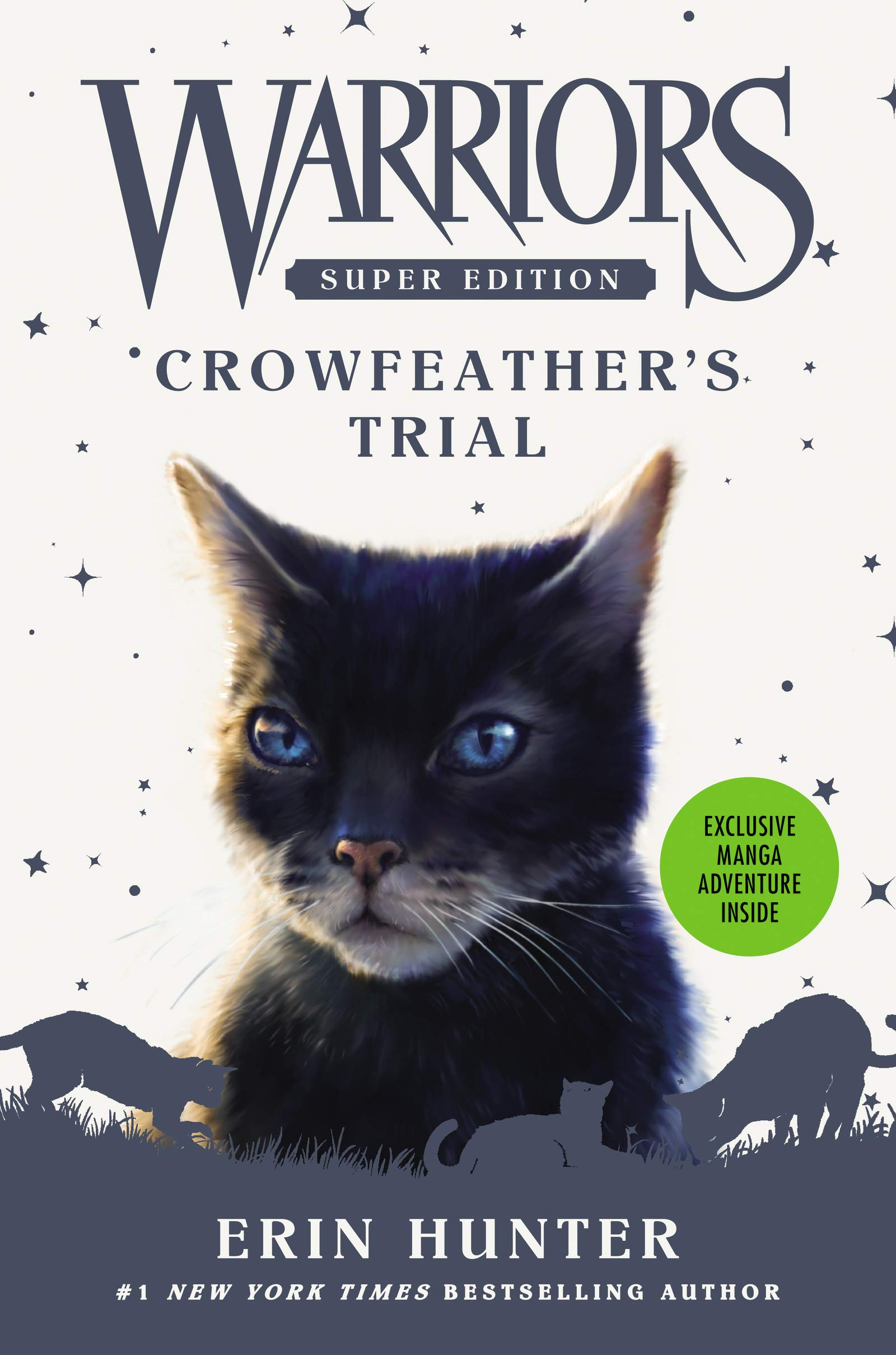 Warriors Super Edition: Crowfeather's Trial: Amazon co uk
