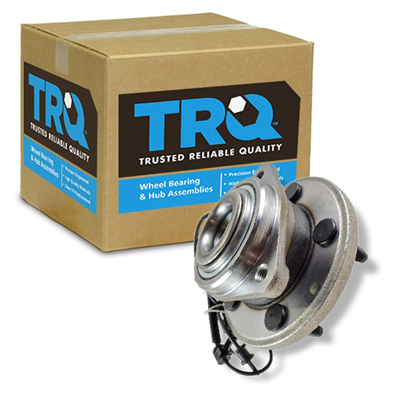 TRQ Front Wheel Hub & Bearing Left or Right for Commander Grand Cherokee 5 Lug
