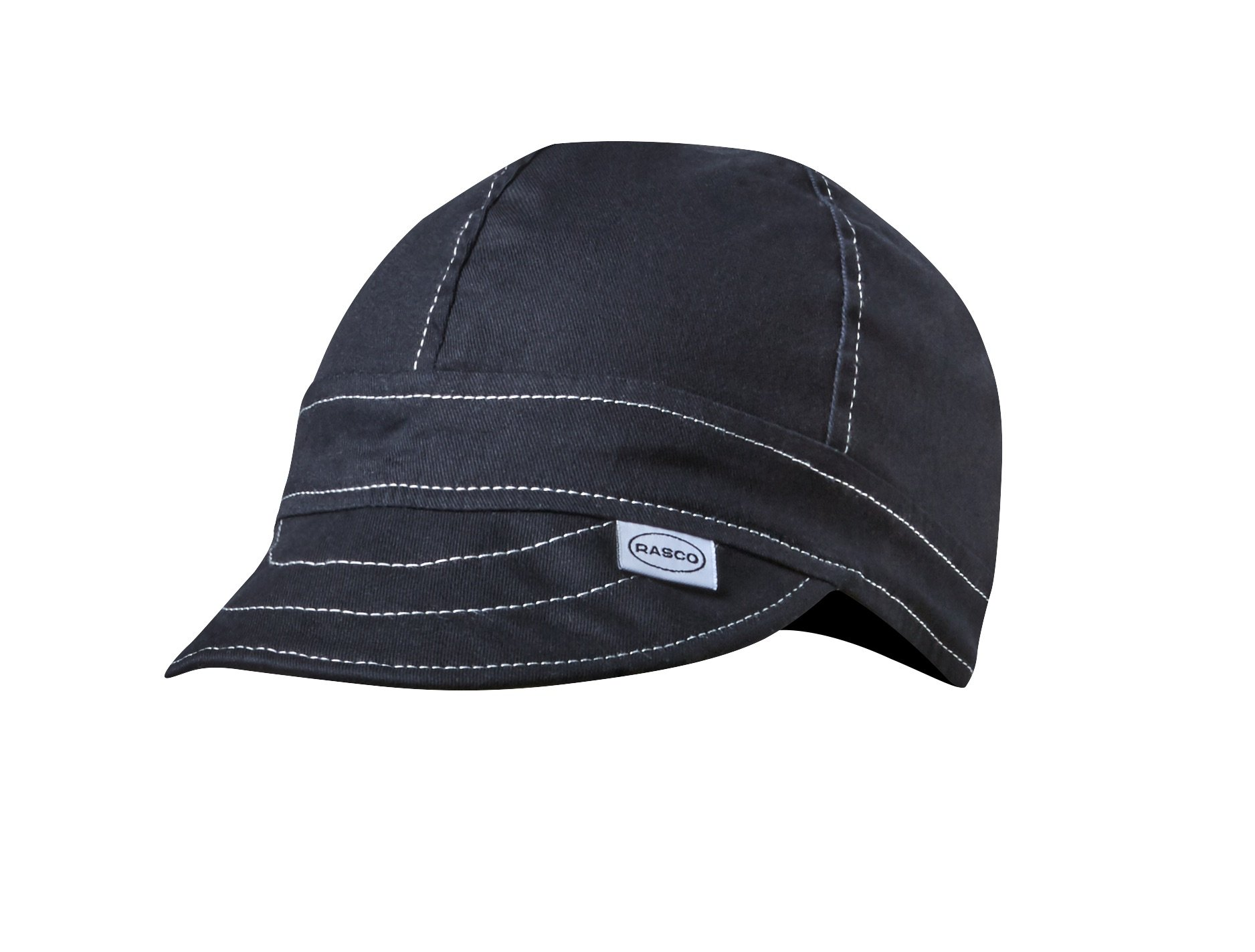 Rasco MFG Black Welders Cap (6 7/8)
