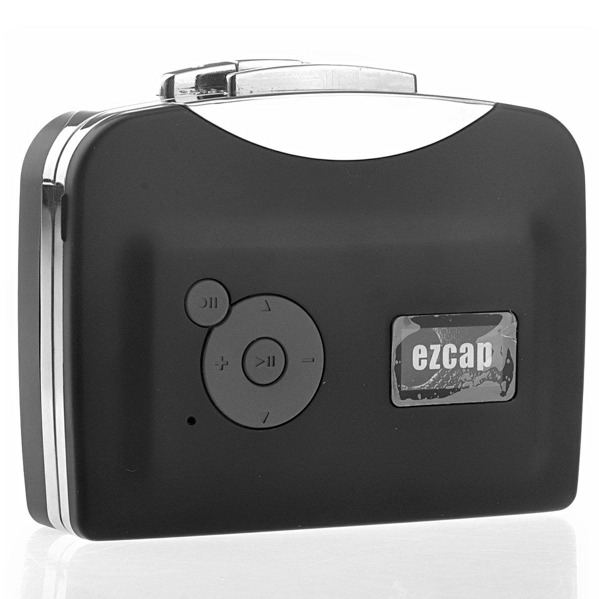 BW Lecteur cassette USB et convertisseur cassette vers MP3