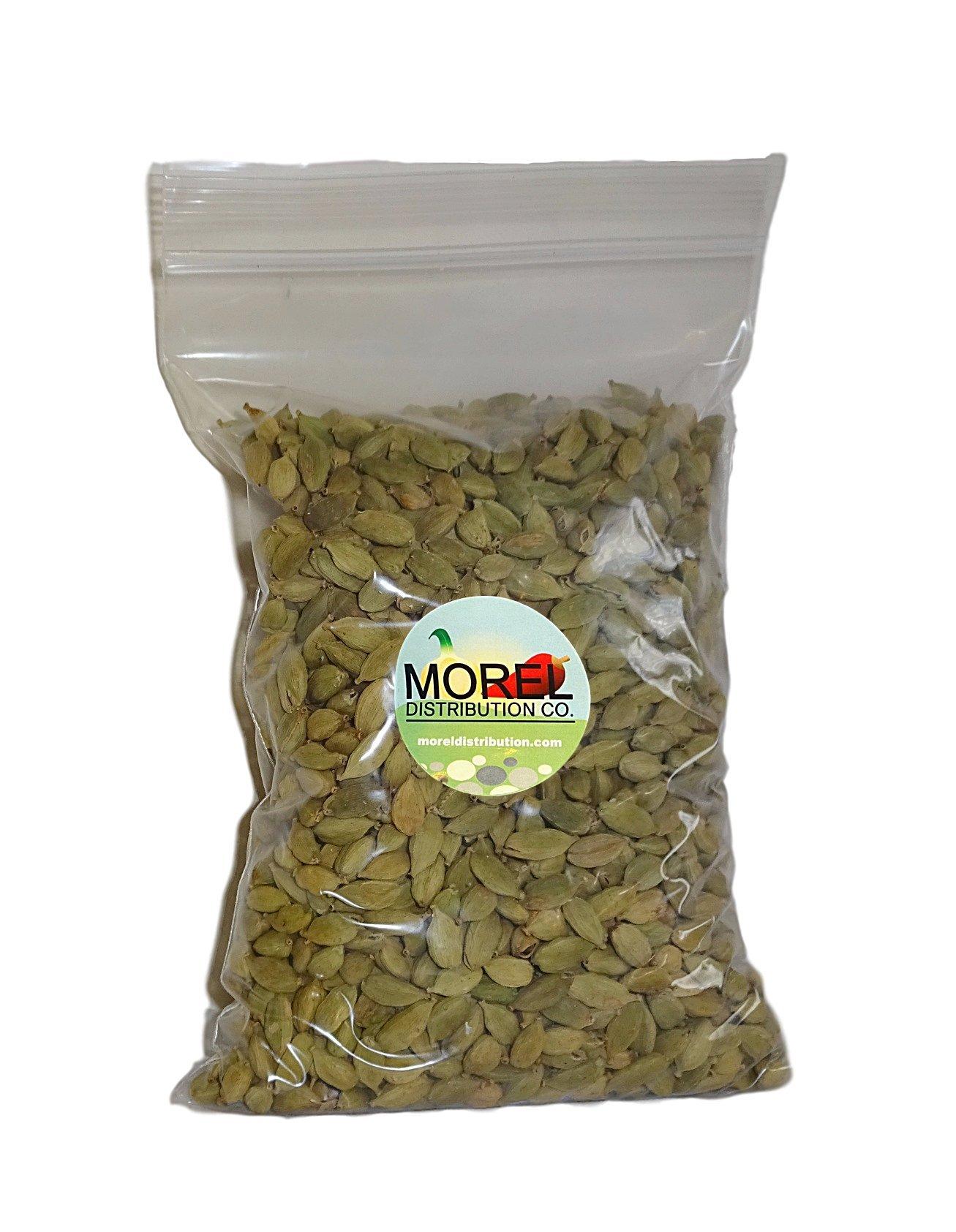 Whole Cardamom Pods/Seeds (Cardamomo) (1 oz, 2 oz, 4 oz, 6 oz, 8 oz, 12 oz, 1 lb, 2 lbs) (12 OZ) by Morel Distribution Company (Image #2)