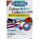 ドクターベックマン カラー&ダートコレクター ウルトラジーンズ/コインランドリー用 色移り防止シート 10枚入り