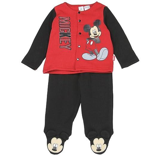 a3c0c30d7a61 Amazon.com  Mickey Mouse Baby Boys 2-Piece Set
