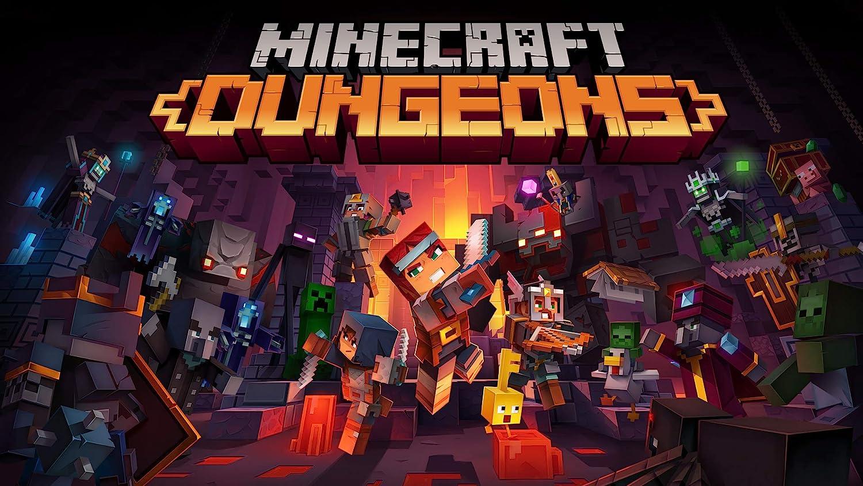 Minecraft Dungeons Standard - Switch [Digital Code]