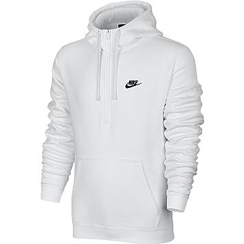 Nike M NSW Hoodie HZ FLC Club Sudadera, Hombre: Amazon.es: Deportes y aire libre