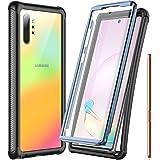 Temdan - Carcasa para Samsung Galaxy Note 10+ Plus, protector de visualización integrado, resistente a las caídas para…