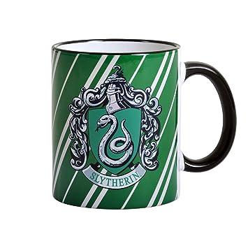 Harry Potter Mug Maison Serpentard Slytherin 300ml Ceramique
