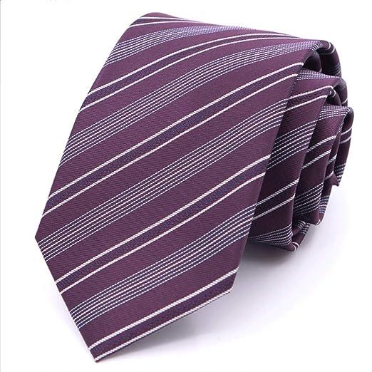 YXN Corbata de Hombre/Casual Business Gentleman Corbata/Patrón de ...