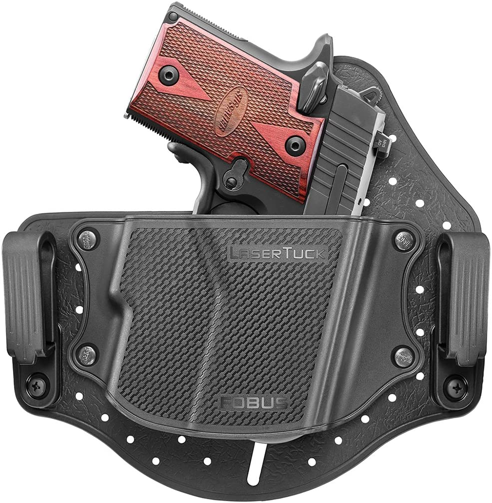 Fobus IWB Holster For Walther PPS /& PPS M2 with Trigger Guard Laser LaserTuck