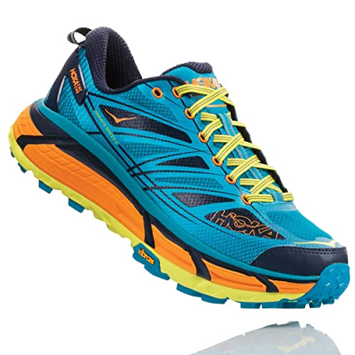 d1c5195b18f1b Hoka One One Men's Mafate Speed 2 Shoe: Amazon.co.uk: Shoes & Bags