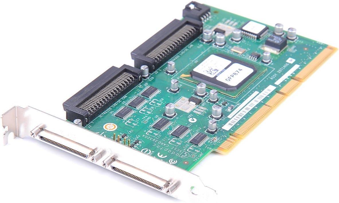 Dell FP874 Adaptec 39320A 0FP874 Ultra 320 PCI-X SCSI