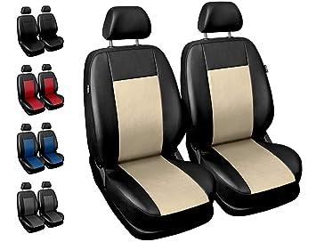 Sitzbezüge dunkel grau vorne KOS VW PASSAT