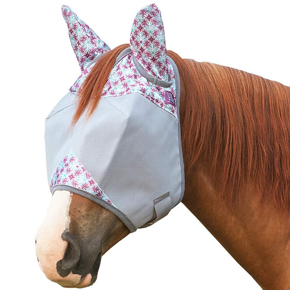 Cashel Designer Fly Mask with Ears
