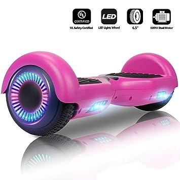 jolege Hoverboard Scooter eléctrico Niño cumpleaños Presente ...