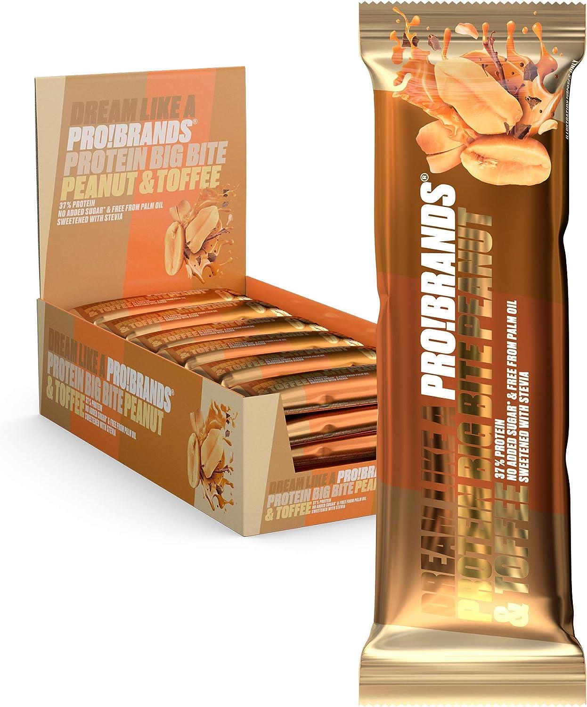 Probrands - Barra de proteinas BIGBITE con sabor de ...