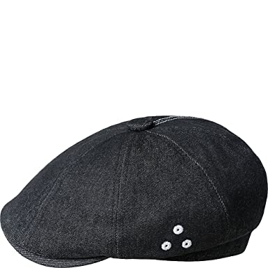 6a519da0981 Kangol Men s Denim Stitch Hawker Ivy Cap at Amazon Men s Clothing store