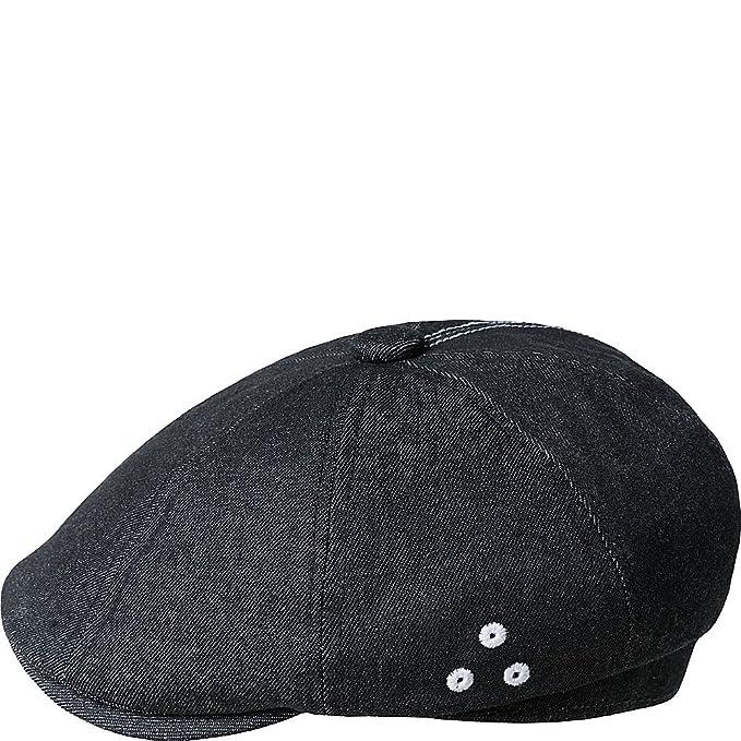 Kangol Men s Denim Stitch Hawker Ivy Cap at Amazon Men s Clothing store  eeb444758a4