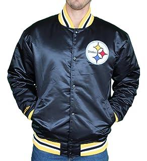 Amazon.com   STARTER Pittsburgh Steelers NFL Men s The Enforcer ... de18e9fb4