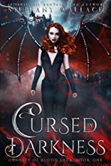 Cursed by Darkness (Dynasty of Blood Saga) Paperback