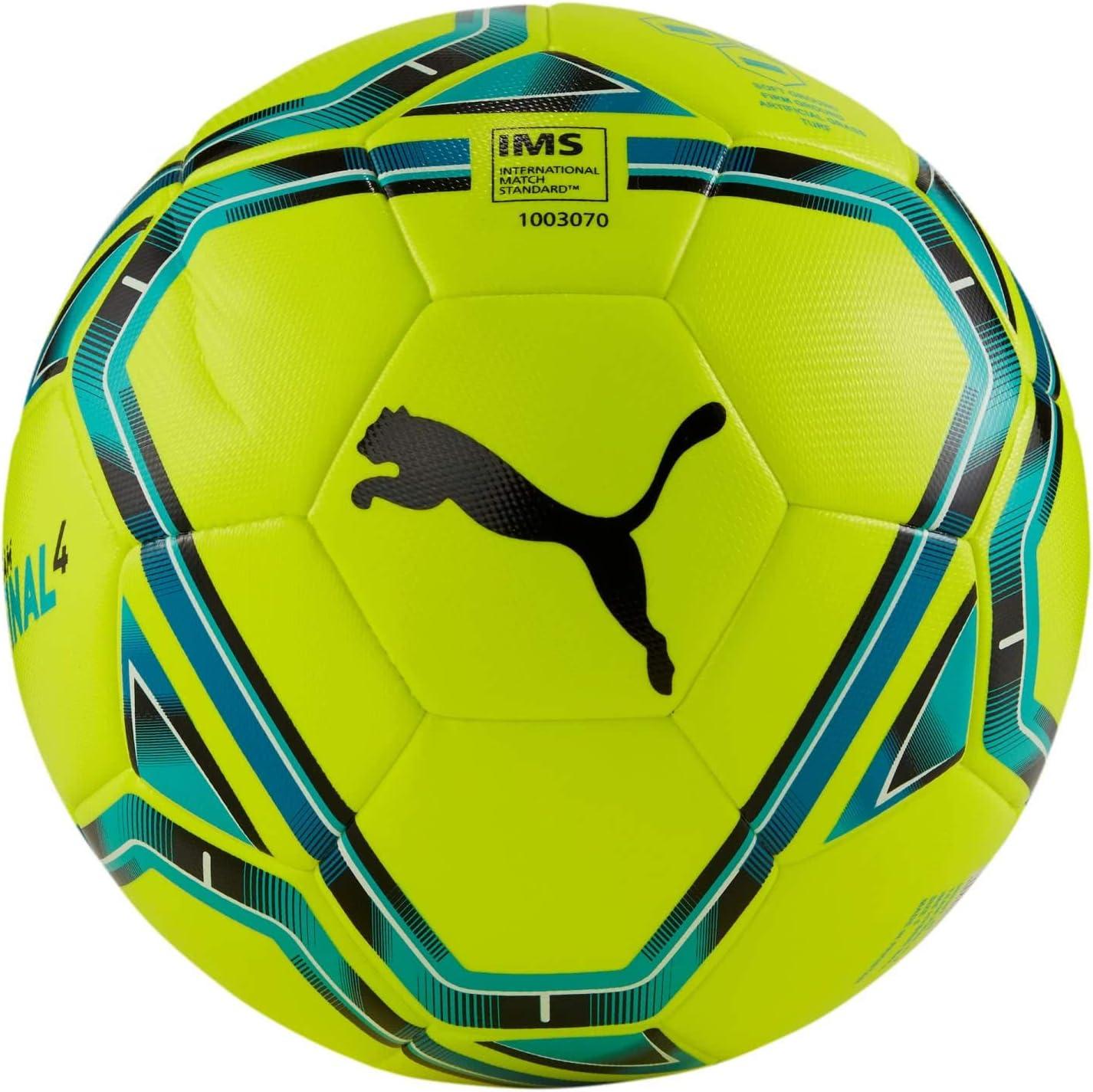 PUMA teamFINAL 21.4 IMS Hybrid Ball Balón de Fútbol, Unisex-Adult ...