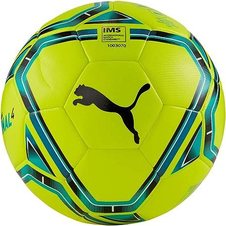 PUMA Teamfinal 21.4 Ims Hybrid Ball Balón de Fútbol, Unisex Adulto