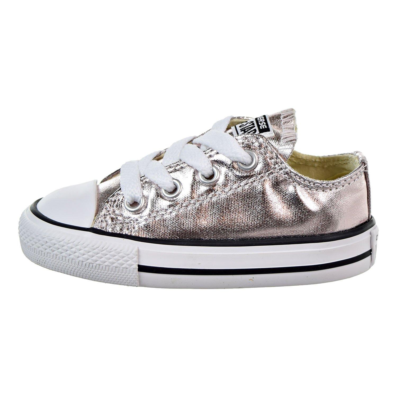 Converse Chuck Taylors All Star Ox Infant Shoes Rose Quartz//White//Black 757661f