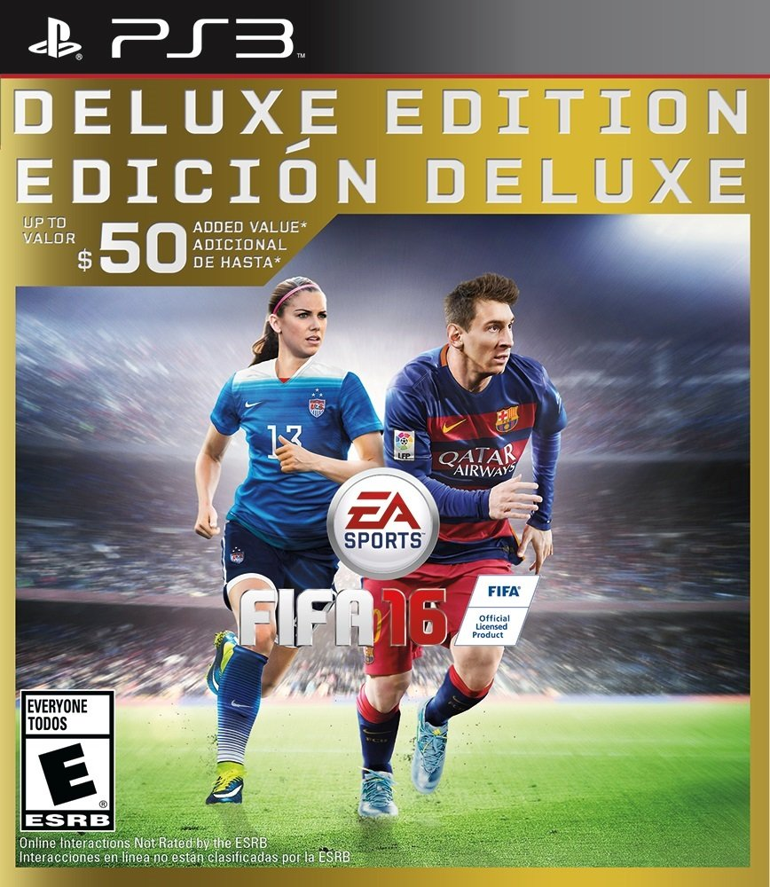New sealed fifa 16 deluxe edition xbox one ships fast | ebay.